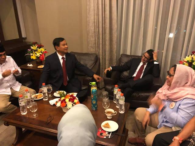 Jokowi Serang Partai Gerindra, Prabowo Tak Mau Membalas: Saya Nggak Tega, Kasihan!