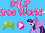 Bros world Twilight Sparkle juego