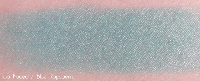 TOO FACED - Sugar Pop Eyeshadows Palette.Blue Rapsberry