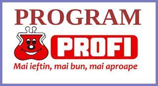 programul profi orar magazine profi city