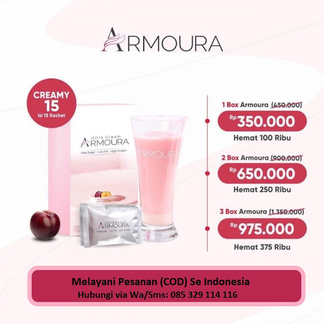 Cirebon Sumber | armoura slim and beauty drink COD