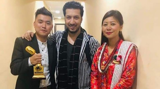 Pritam Rai has won the title of North East Idol 2019