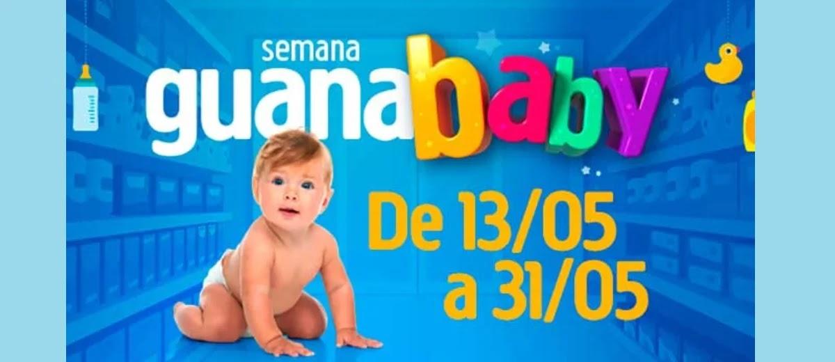 Promoção Guanababy 2020 Fraldas e Produtos Infantis Preços Especiais