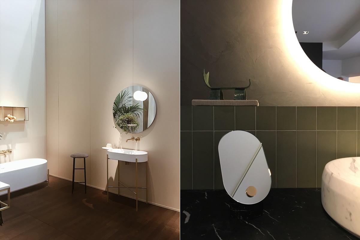 Salone del mobile, isaloni, targi w Mediolanie, Milano design week