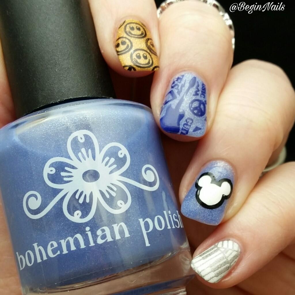 Let\'s Begin Nails: 30 Days of Colour and 26 Great Nail Art Ideas ...