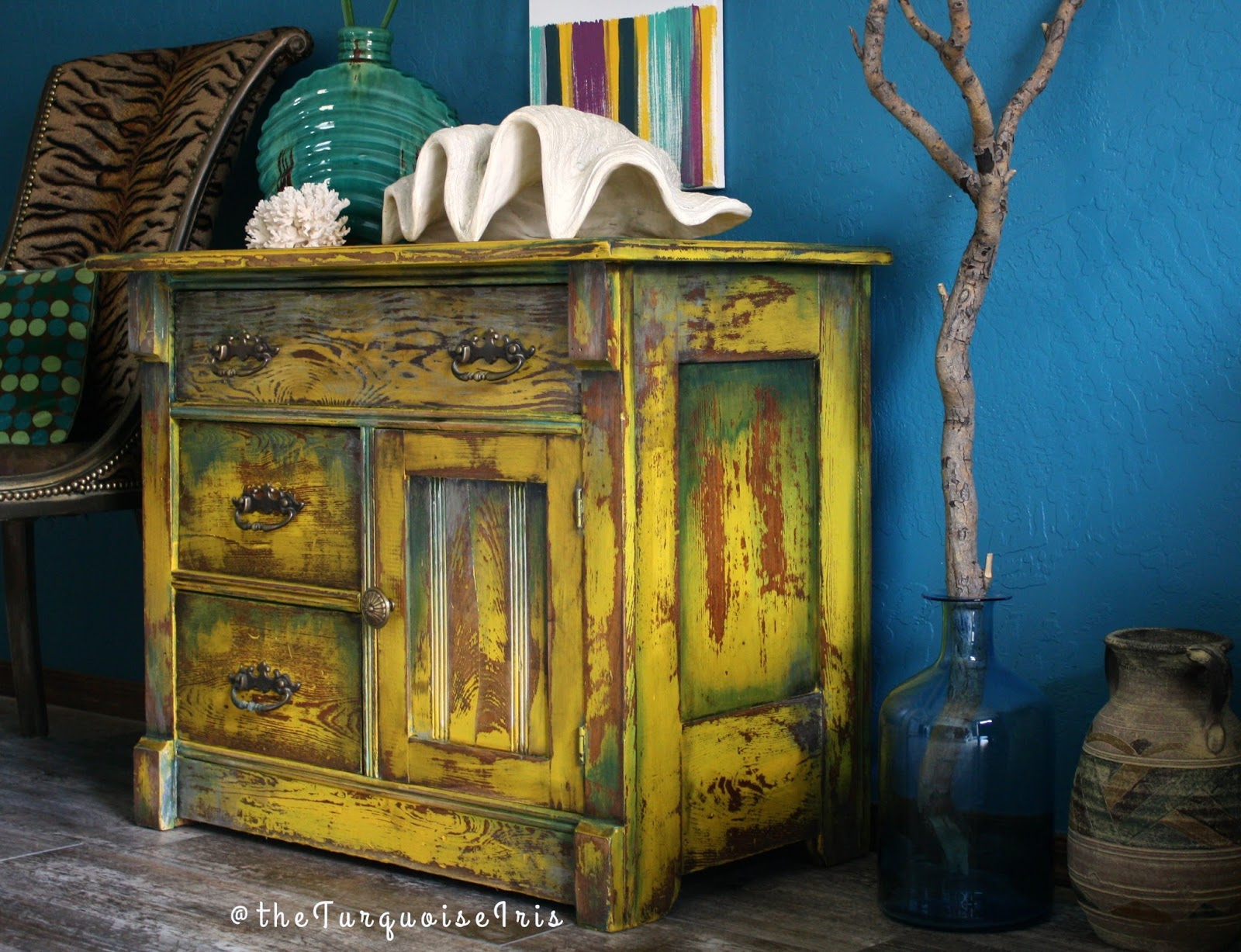 The Turquoise Iris Furniture Amp Art May 2016