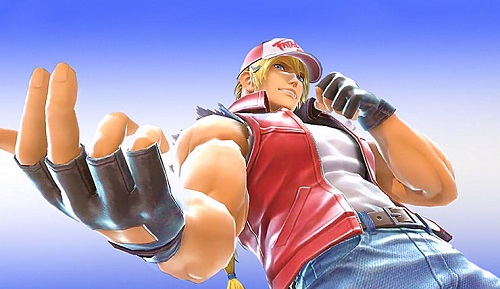 Terry will join Super Smash Bros. Ultimate Fighter Pass