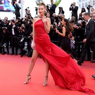 Bella Hadid Cannes film festival 2019 style looks