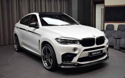2018 BMW X6 M: Prix, Caractéristiques, Moteur