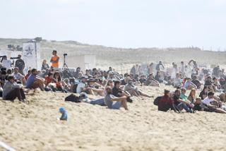 8 Beach quiksilver pro france 2016 foto WSL Kelly Cestari
