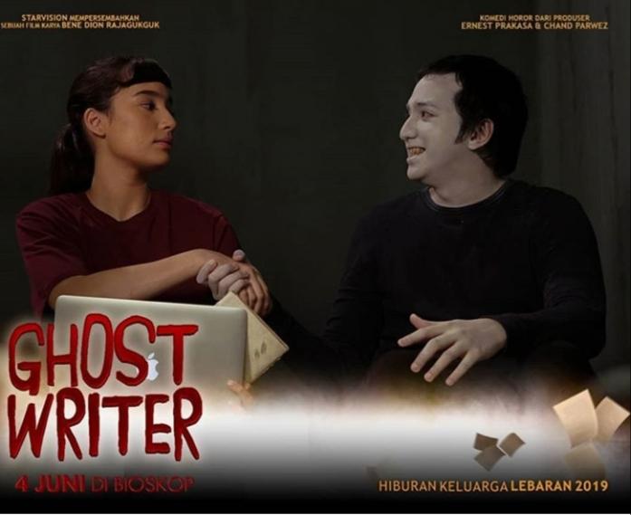 Review Film Libur Lebaran: Ghost Writer