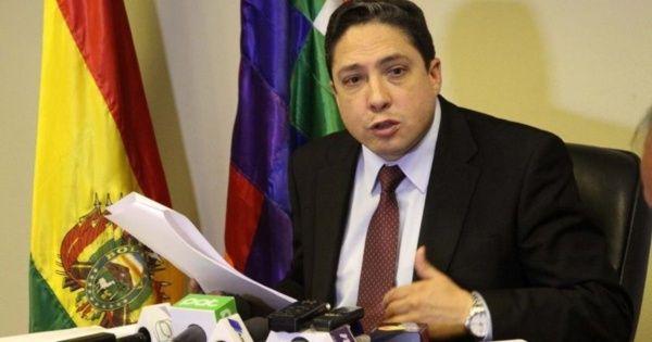 Ministro boliviano denuncia injerencia de Luis Almagro ante OEA