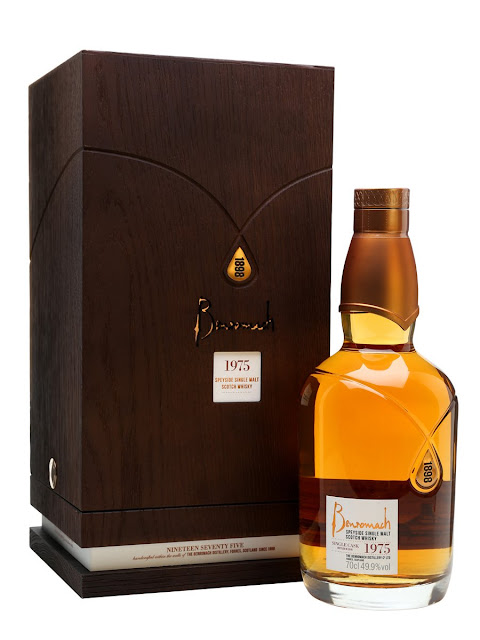 Benromach 1975 single cask #3434