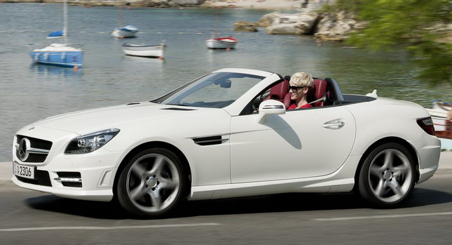 Hight Quality Cars: New Mercedes-Benz SLK 250 CDI