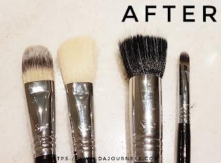 [Review] Sigma Sigmagic Scrub Solid Makeup Brush Cleanser