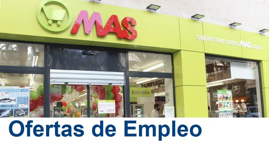 empleo supermercado Mas