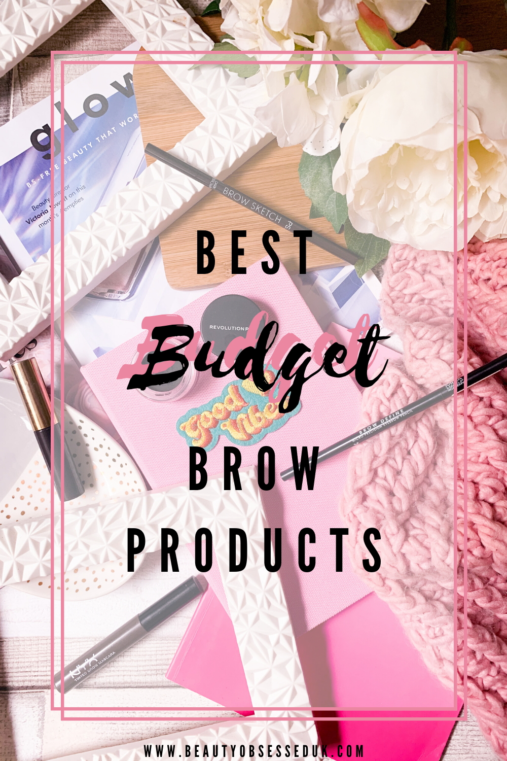 Best Budget Brow Product Pinterest