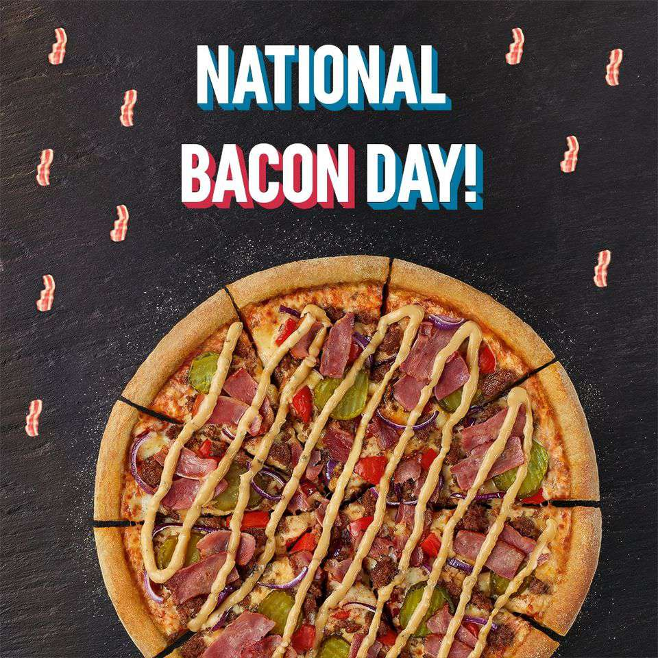 National Bacon Day Wishes Awesome Images, Pictures, Photos, Wallpapers