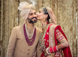 Sonam and Anand Rocked Relationship