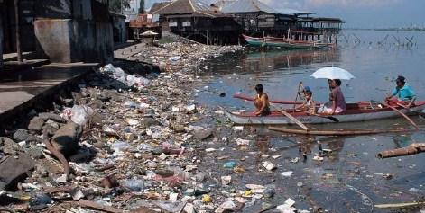 pencemaran sampah di laut - CARA MENANGGULANGI PENCEMARAN LAUT