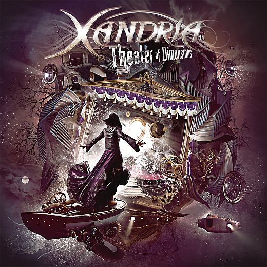 XANDRIA - Theater Of Dimensions (2017) full