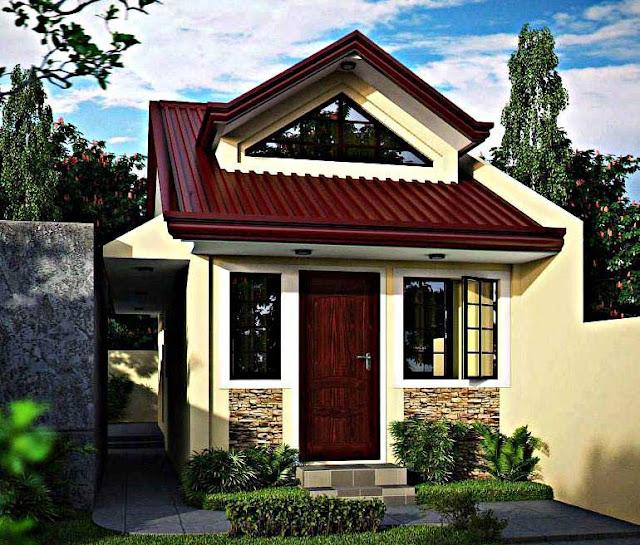 Gambar Rumah Minimalis Type 24