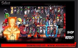 Download Naruto Senki Mod Tailed Beast Senki Apk