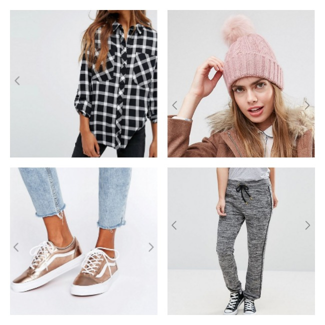 ASOS Winter Wishlist 2016. Nourish ME: www.nourishmeblog.co.uk