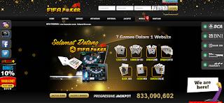 Fifapoker | Agen Live Poker, Domino QiuQiu, Bandar Ceme, Capsa Susun, Terpercaya di Indonesia
