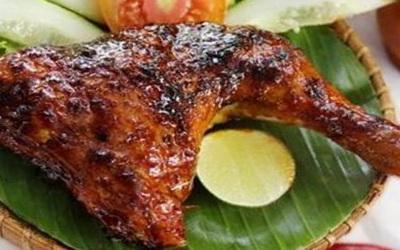 Resep Membuat Ayam Bakar Kalasan Spesial Enak