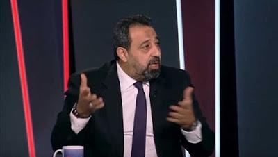 حقيقة القبض على مجدي عبدالغني بمطار برج العرب