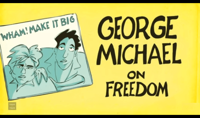 George Michael on Freedom