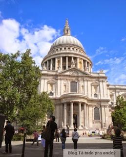 Igreja St. Paul - Londres