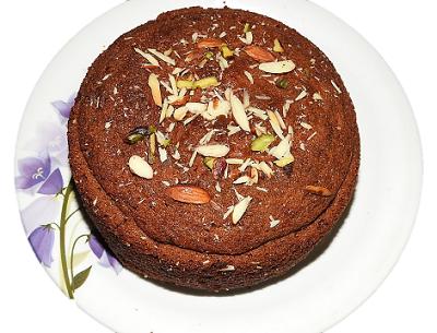 Teenagers' favorite biscuit chocolate cake.