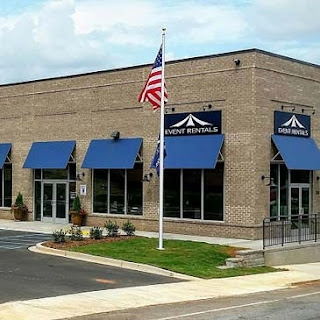 Event Rentals Inc Spartanburg SC building Greatmats customer