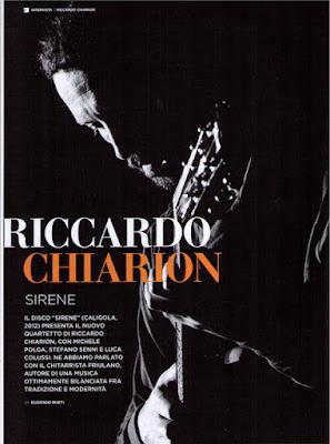 Jazzit - Intervista a Riccardo Chiarion