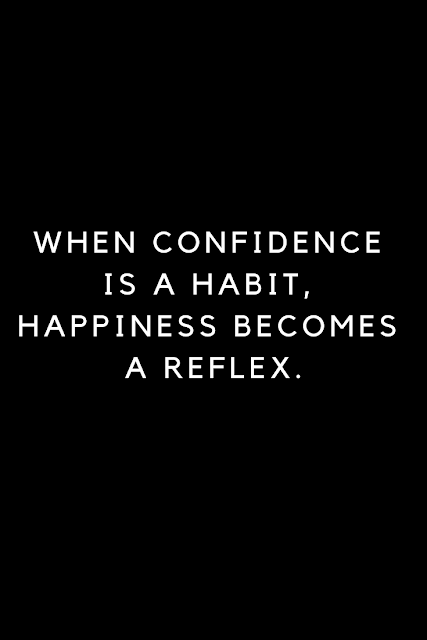Confidence and Happiness