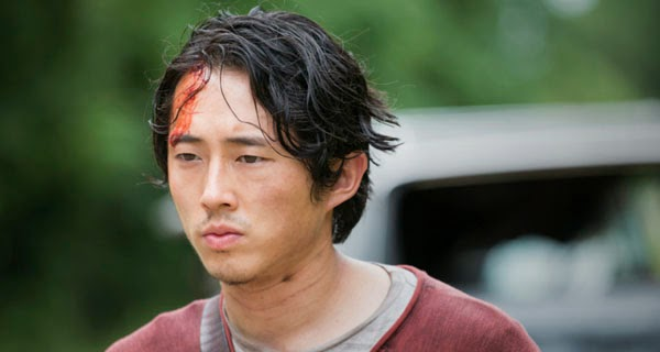 Glenn de The Walking Dead