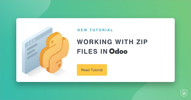 Write binary data into zip file and downlaod it on button click in odoo