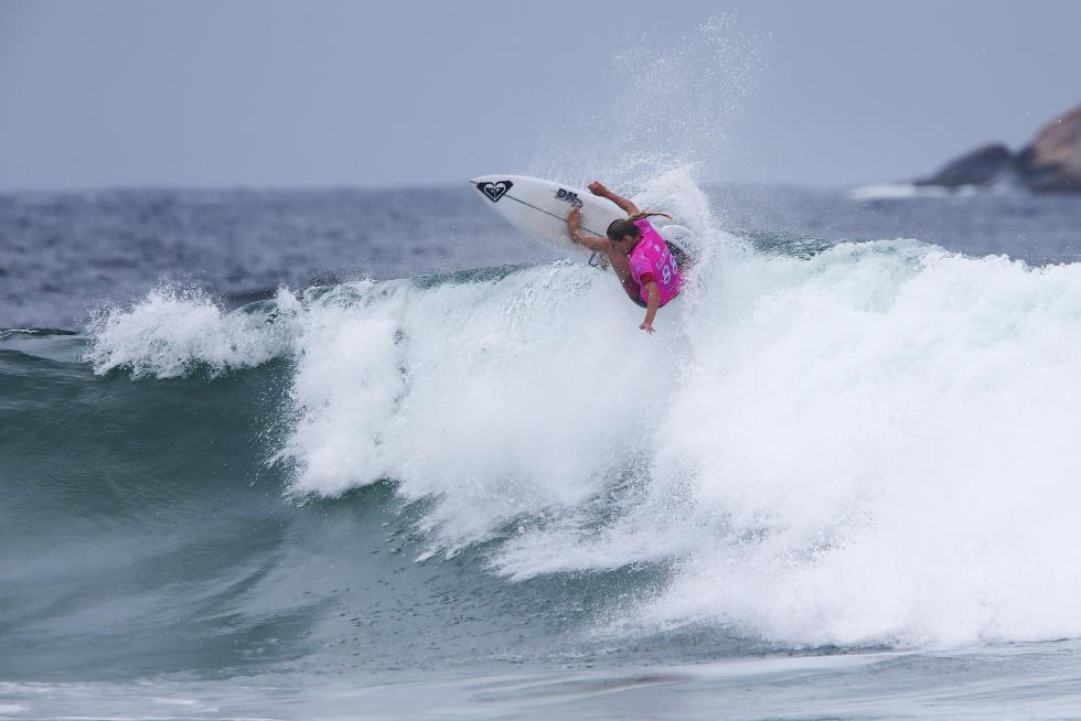 19 Stephanie Gilmore Oi Rio Pro Foto WSL Kelly Cestari