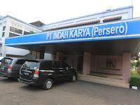 PT Indah Karya (Persero) - Recruitment For Library Staff, SPI Audit Staff Indah Karya August 2016