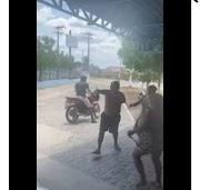 VÍDEO; Homem embriagado tenta agredir Médico parnaíbano em hospital de Chaval-Ce