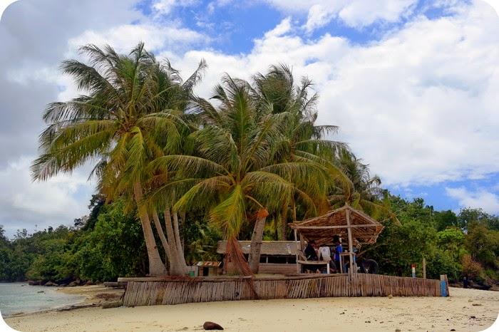 Pulau Pamutusan Padang