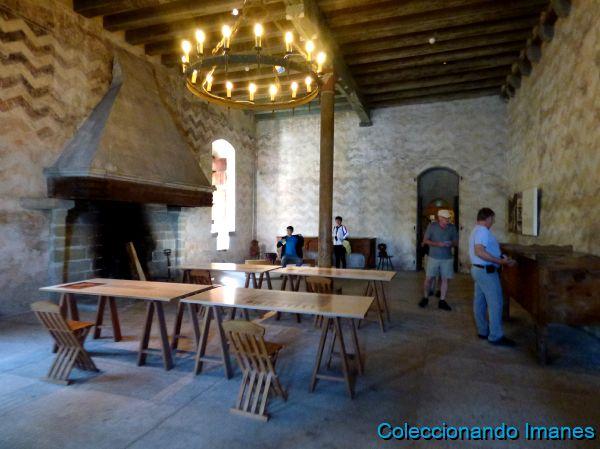 Qué y cómo visitar el Castillo de Chillon en Suiza