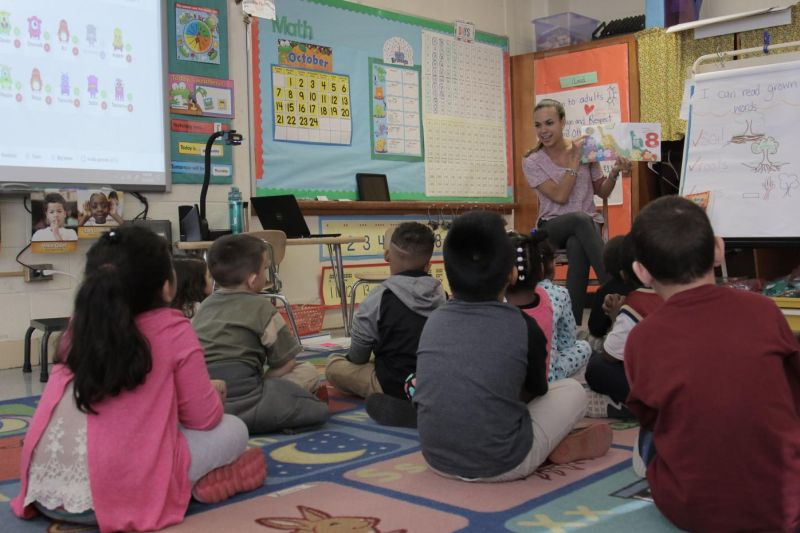 Oferta de empleo para profesores chilenos en Estados Unidos