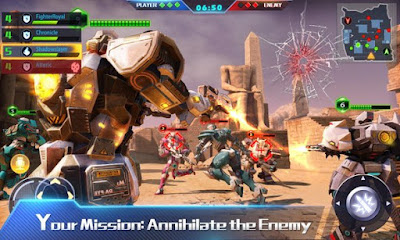 Download TechnoStrike 1.22 Apk Terbaru