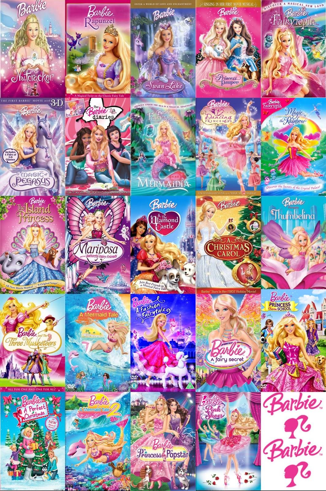 Barbie Filme