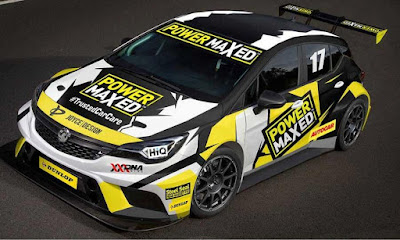 Vauxhall Astra NGTC 2017 (Rendering) Front Side