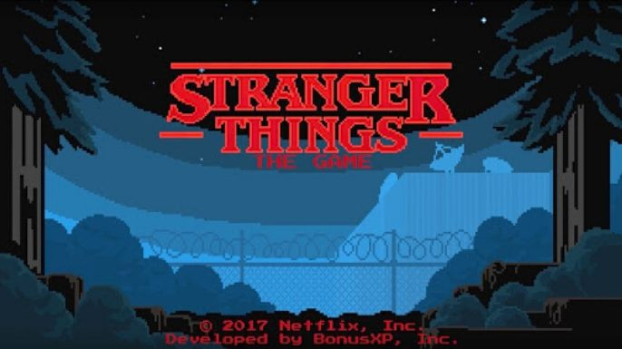 Stranger Things: The Game (mobile)