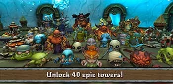 Beast Towers Apk